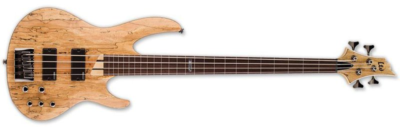 ESP LTD B-204SM Fretless Bass
