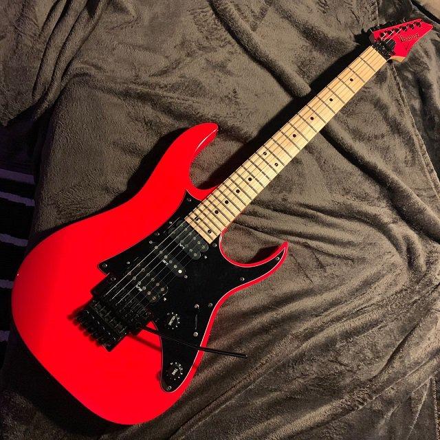 Super Strat Guitar