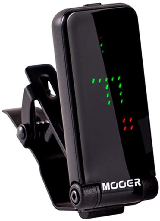 MOOER CT-01 - Best Clip-on Tuners