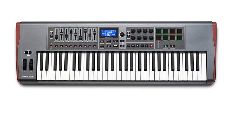 Novation Impulse 61 MIDI Keyboard