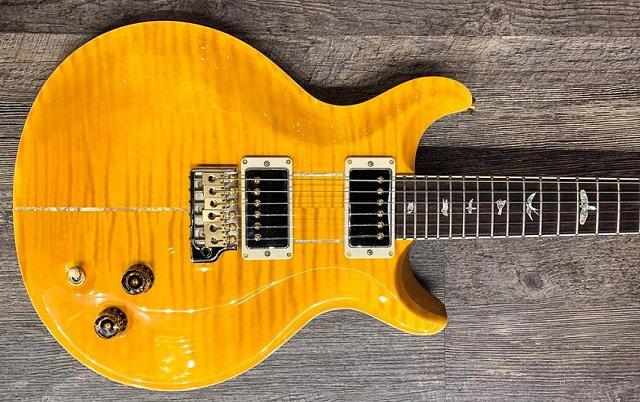 PRS Maple Top Body Guitar