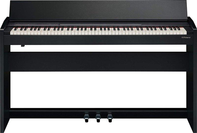 Roland F140 upright digital piano