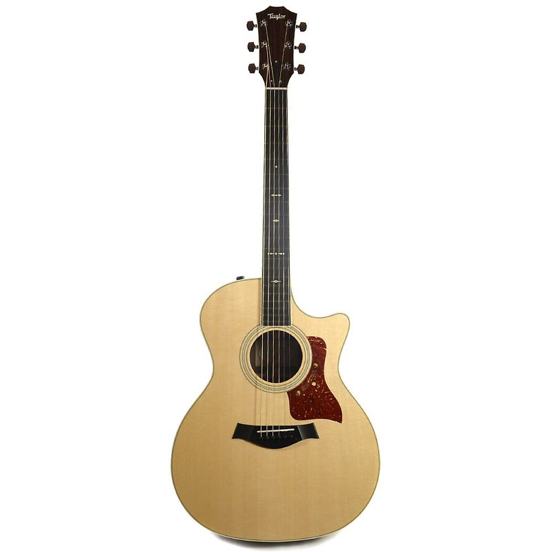 Taylor 714 Grand Auditorium Acoustic-electric guitar