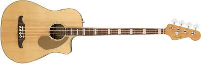 Fender Kingman SCE Acoustic-Electric