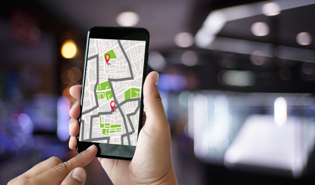 geolocation marketing targets  customers who are nearby