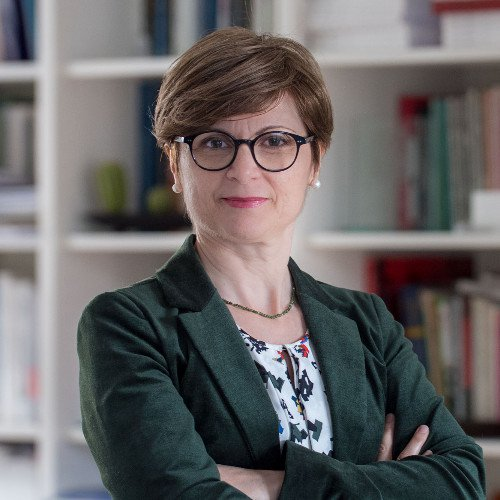 Alessandra Mazzei, Coordinator BA in PR & Corp Com and Director Centre for Employee Relations & Communication, Università IULM