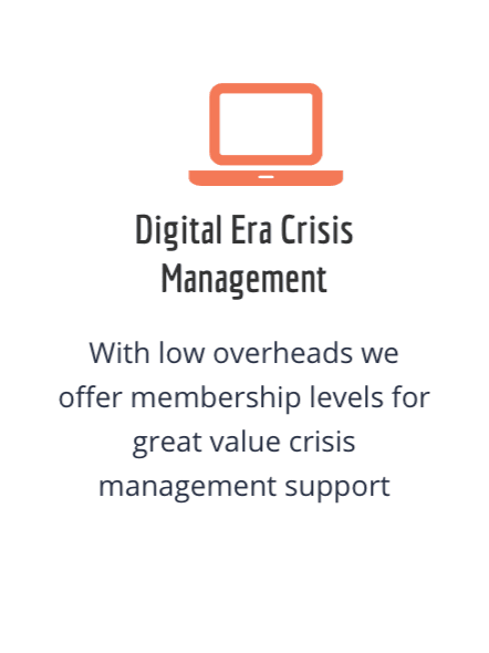 Digital Crisis Management