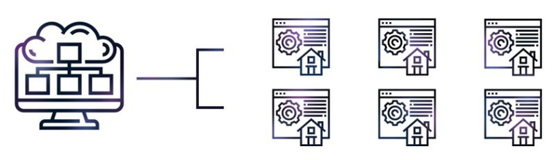 Shared Web Hosting: An Illustration