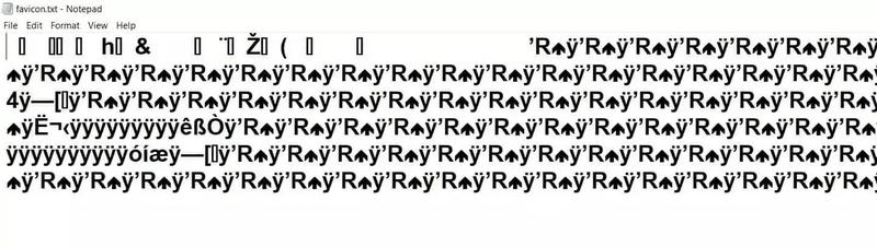 hacked website repair favicon