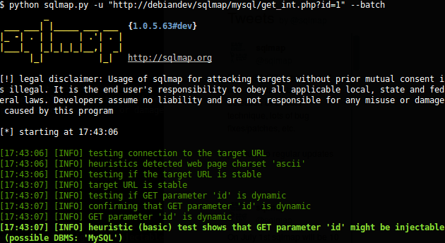 Magento Penetration testing and Magento Security Audit using SQLMAP