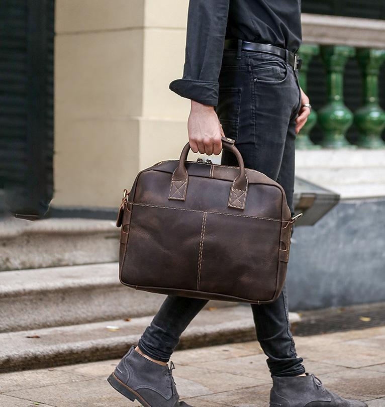 Vintage Leather Messenger Bags Vintage Leather Messenger Bags for Men