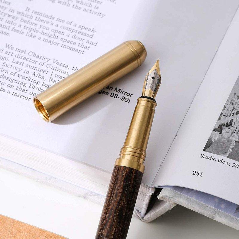 Using your Fountain Pen