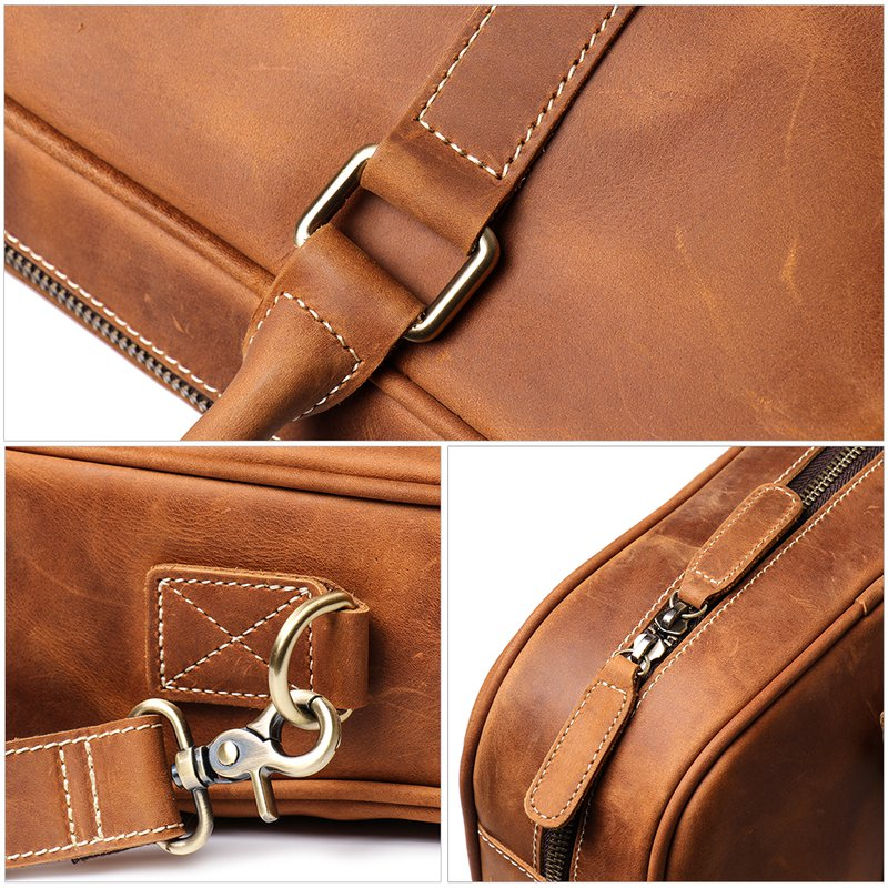 Know what you need to about your leather bag