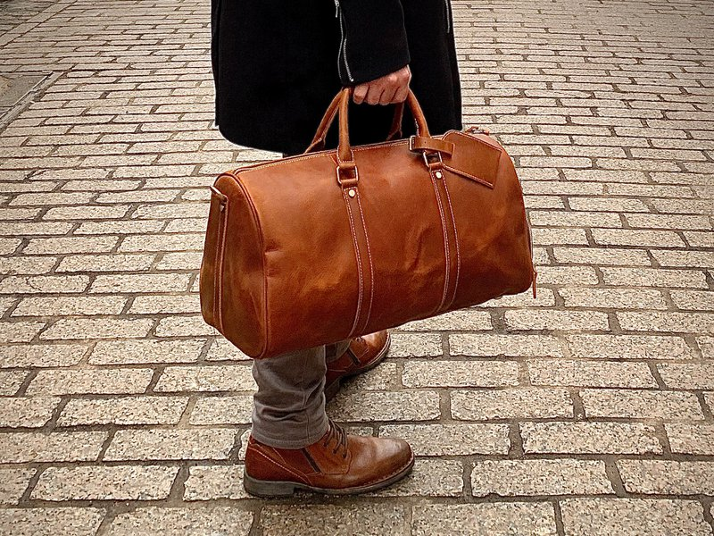 Well-Maintained Leather Bag