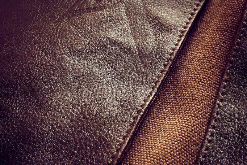 What is fake leather?