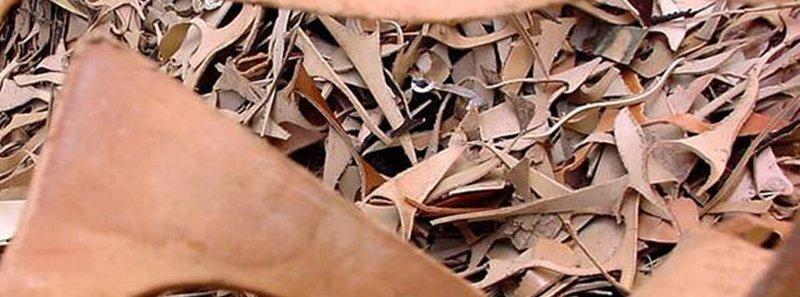 Bonded Leather scraps