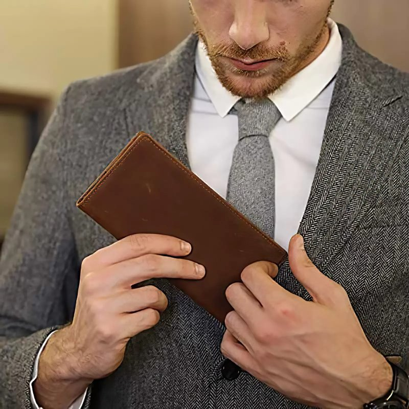 Men's Leather Gifts