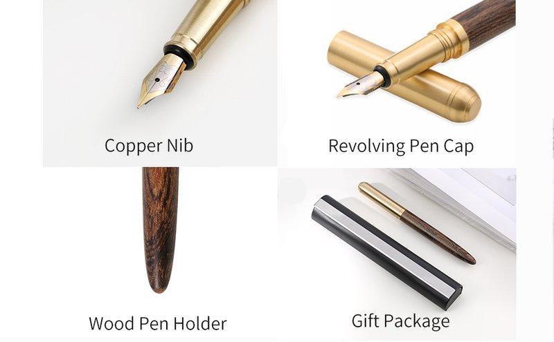 fountain pen posting
