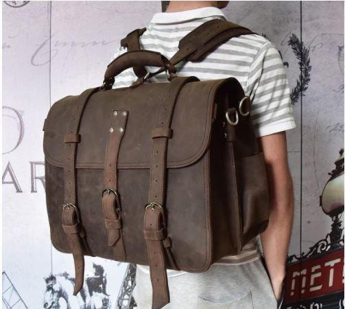 Backpack/ Messenger Bag