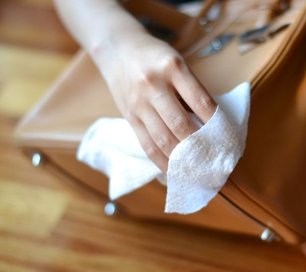 How to disinfect leather