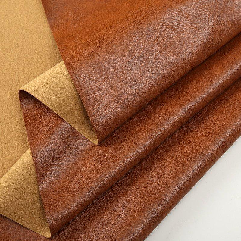 How Is Faux Leather Fabric Made?