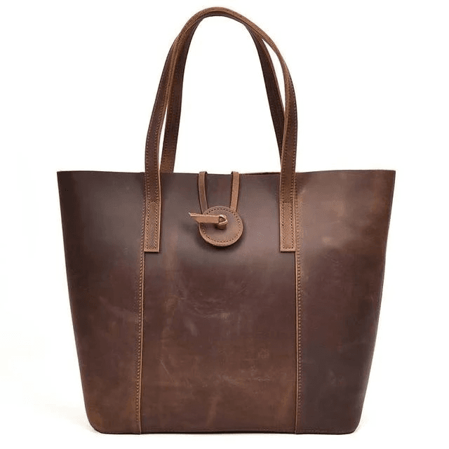 Genuine Leather Tote Handbags