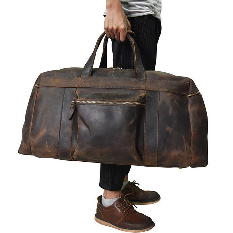 General leather bag care tips and tricks