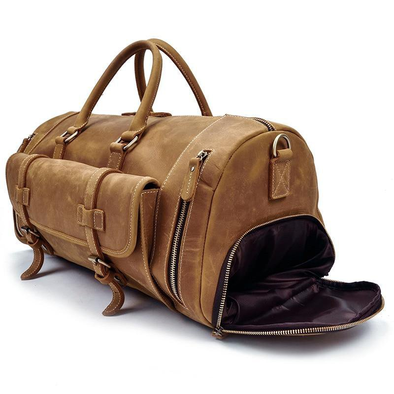 A cheap leather have no-match with genuine leather.