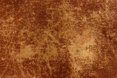 Scratched Leather