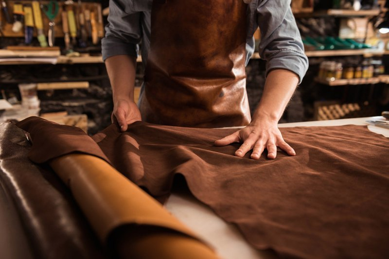 Leather Splitting