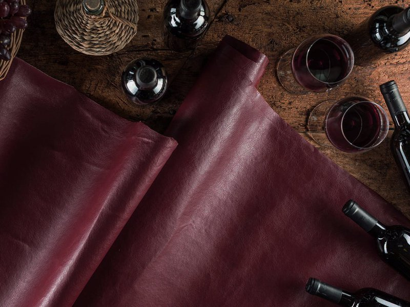 What is Vegetarian Leather