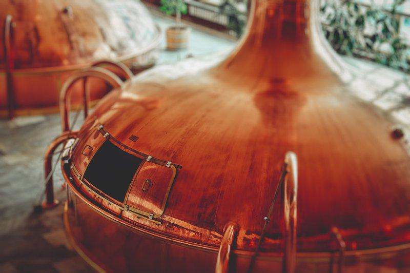 destillatieketel voor hydrolaten