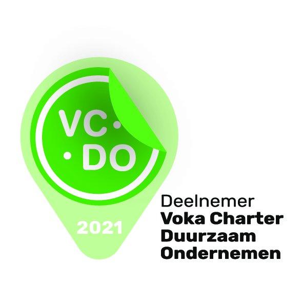 IGEMO is deelnemer van het Voka Charter Duurzaam Ondernemen