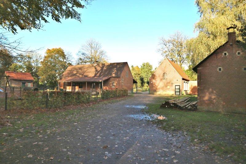 Een voorbeeld van hoeve-erfgoed, te bewonderen op Open Monumentendag.