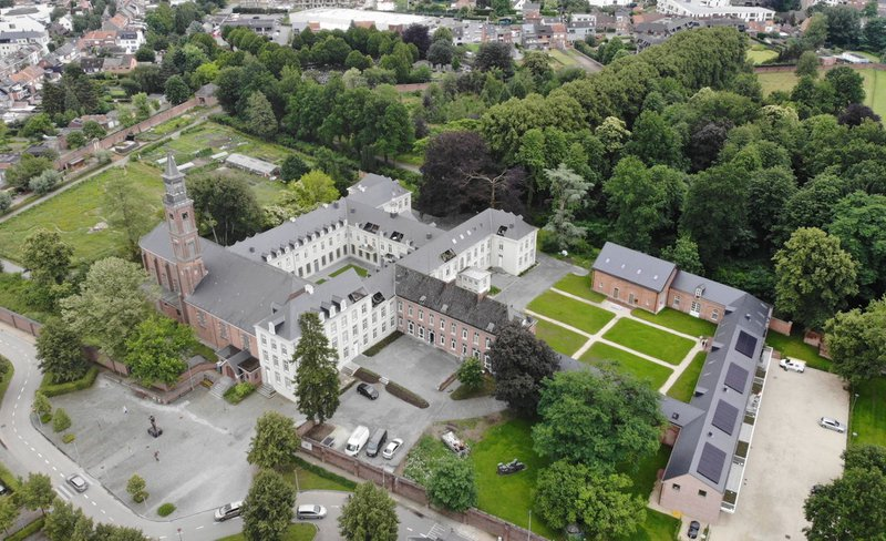 De Sint-Bernardusabdij in Bornem is een erfgoedhoogtepunt op Open Monumentendag.