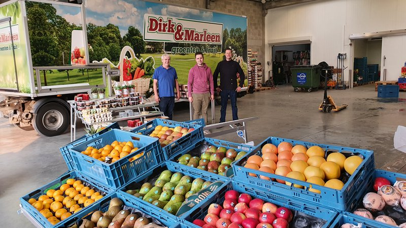 IGEMO bezoek Dirk&Marleen KMO Dreefvelden
