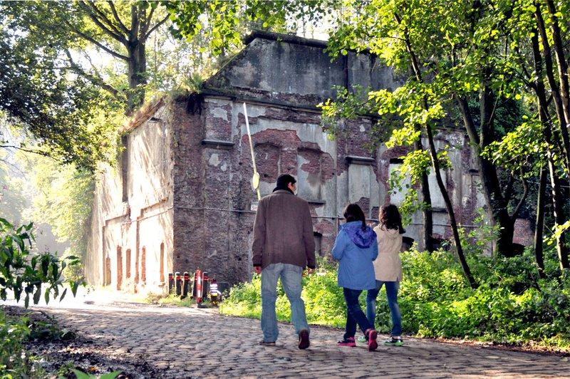 Het Fort van Lier: een straffe erfgoedtrekpleister op Open Monumentendag.