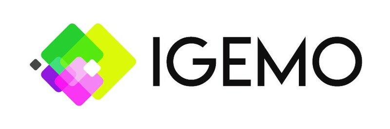 Het logo van IGEMO