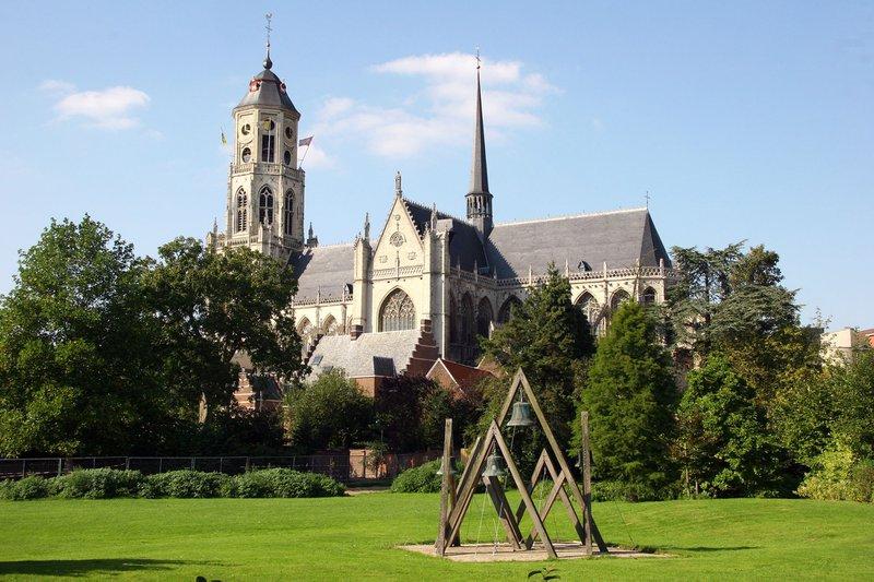 De Sint-Gummaruskerk in Lier doet mee aan de Open Kerkendagen 2021.