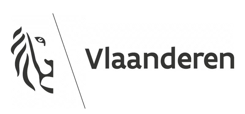 Het logo van Vlaanderen