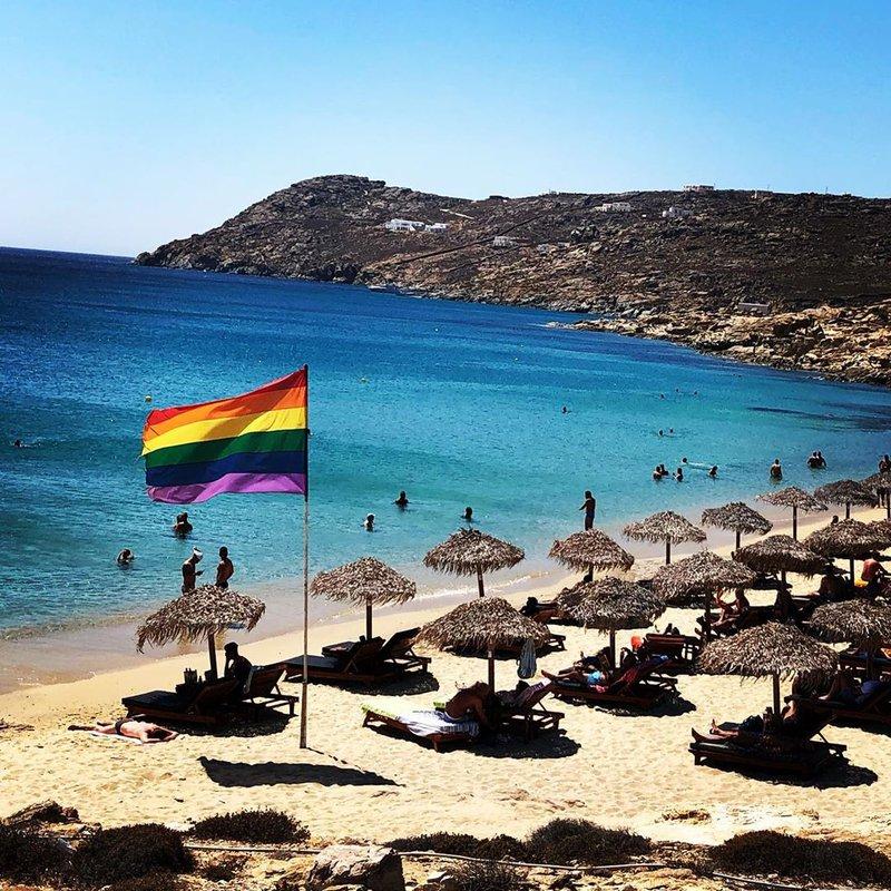 Mykonos Gay Beach