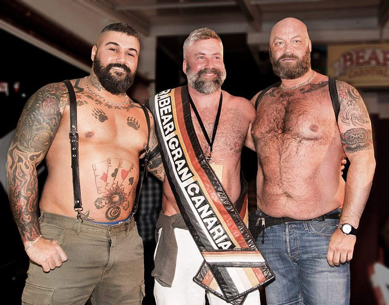 Bear Carnival Gay Maspalomas Events