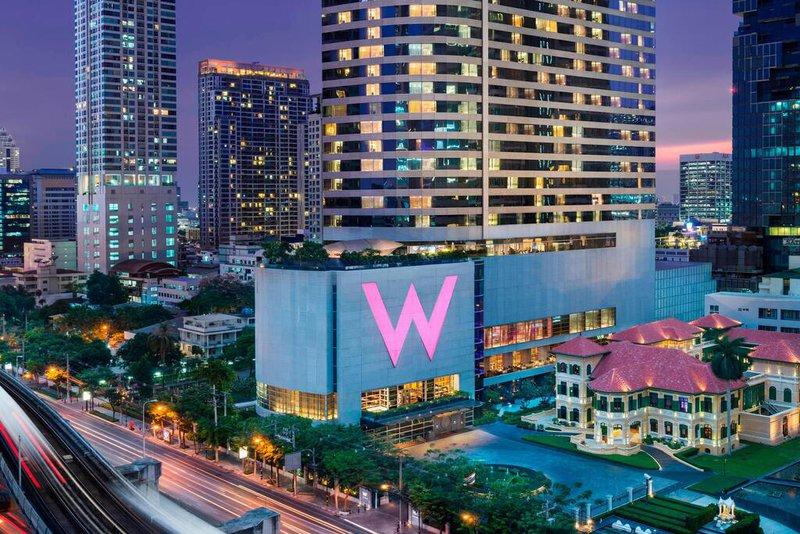 The W Bangkok