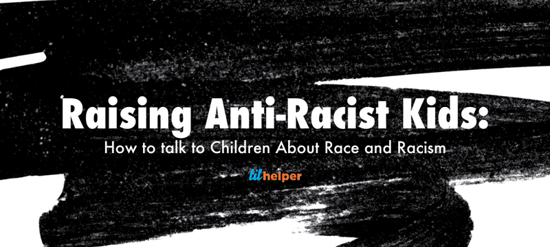 raising anti-racist kids