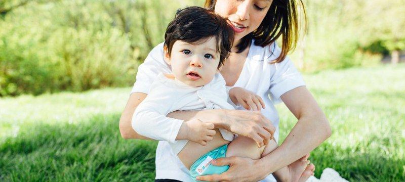 work-life balance mom and baby