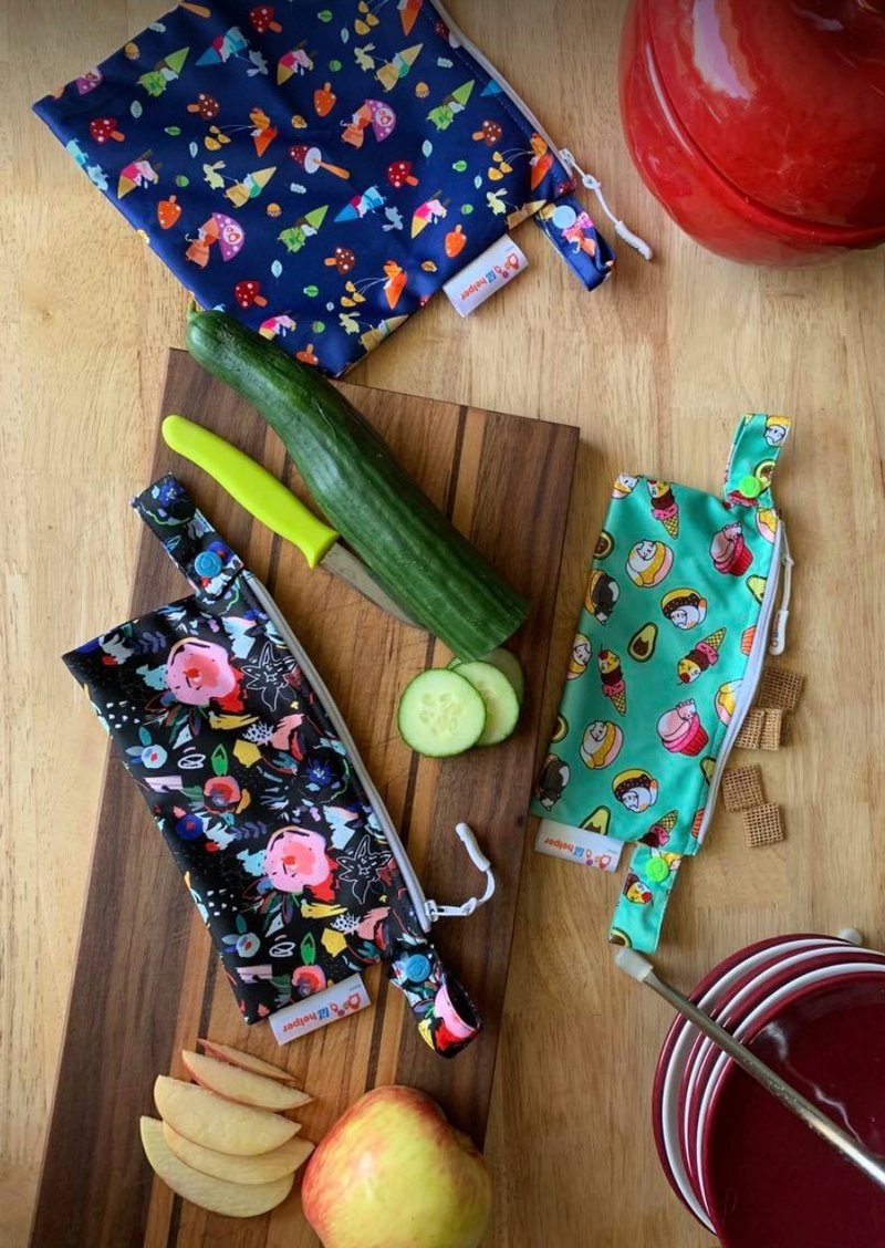 reusable snack bags wetbags