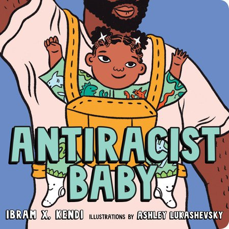 anti-racist baby
