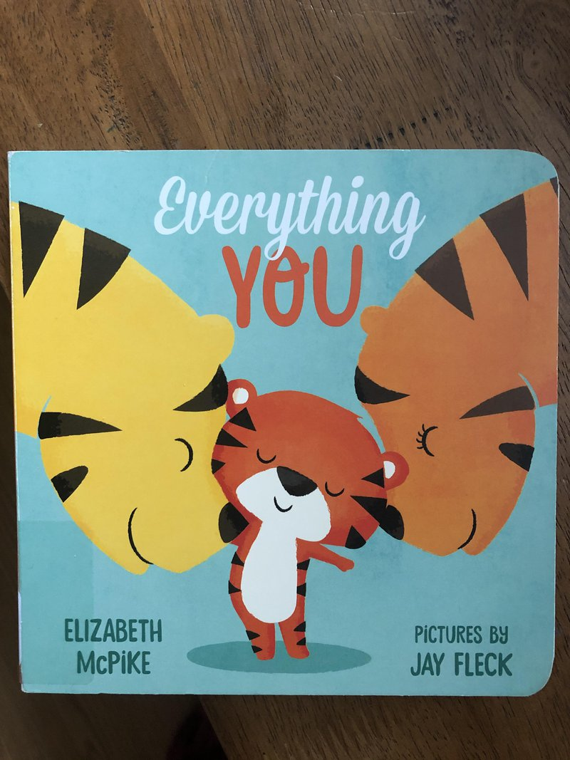 everything you book about families and new baby