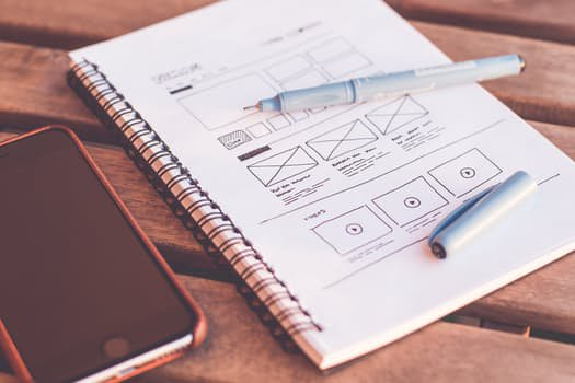 App UX design can be easier if you're not doing it digitally. Using a pen and paper may be helpful.