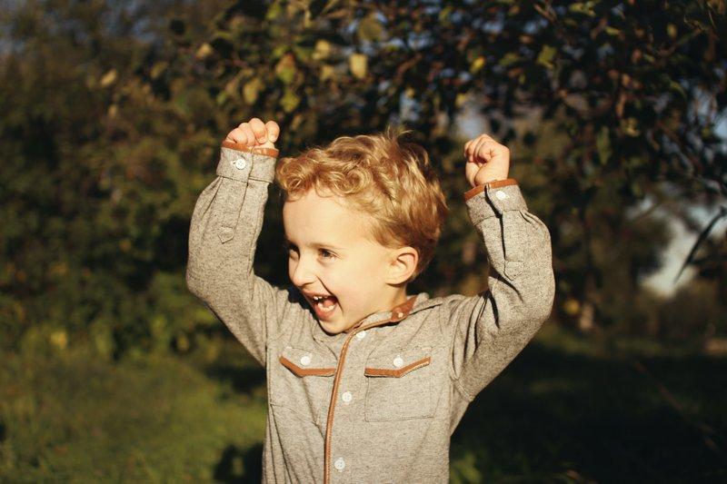 happy boy laravel 8